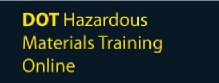 DOT Hazardous Materials / Recurrent Hazmat Training Online