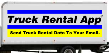 New Mobile App - Truck Rental App